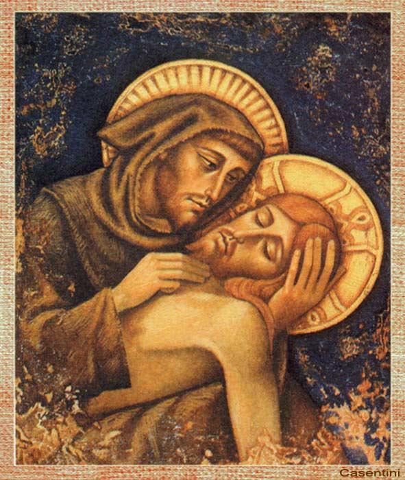 S Frančiškom zazrti v obličje Božjega usmiljenja
